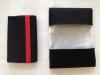 svart/röd/vit