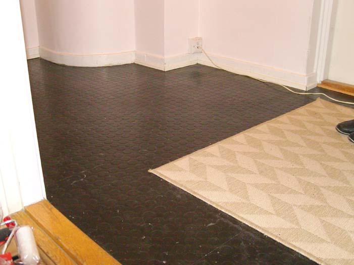 Prata Med Rut ? Blog Archive ? Nya golv i k?k och hall
